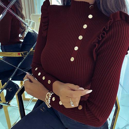jerseys de lana mujer baratos