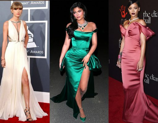 ropa de famosas
