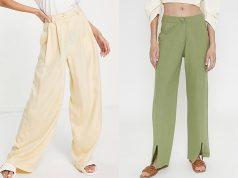tendencias en pantalones primavera verano