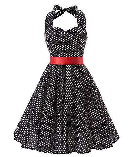 vestidos estilo vintage