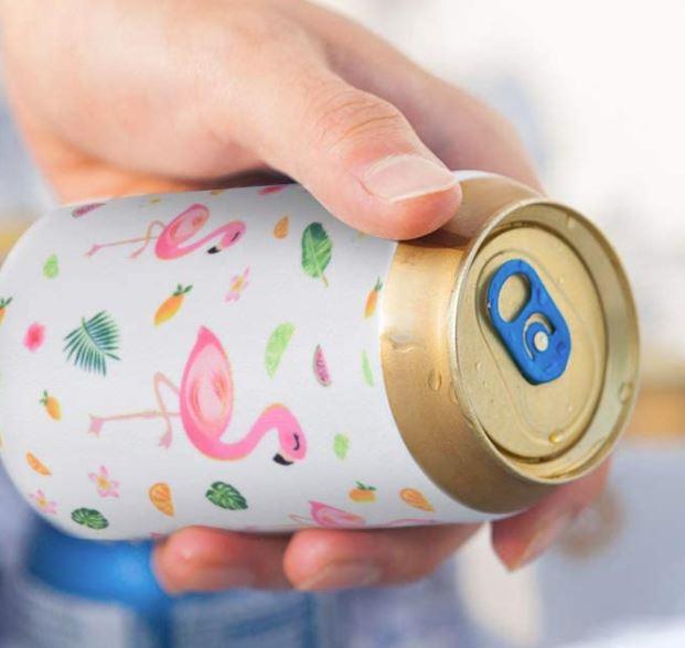 enfriador de latas bonito