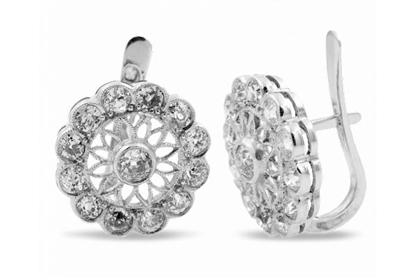 joyas antiguas de diamantes