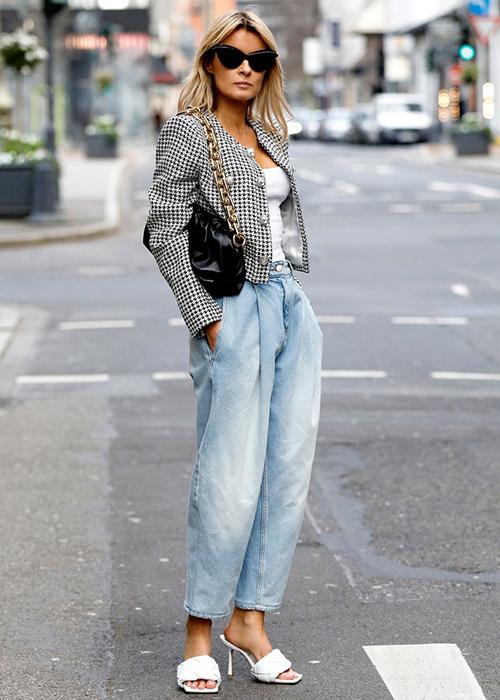 cómo llevar unos pantalones baggy