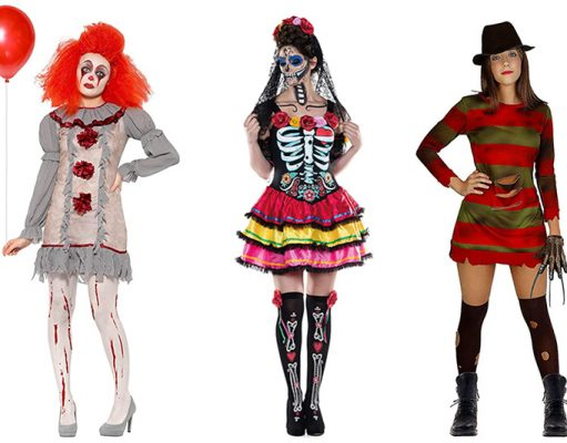 disfraces originales para halloween de mujer