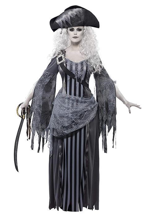 disfraz terror mujer