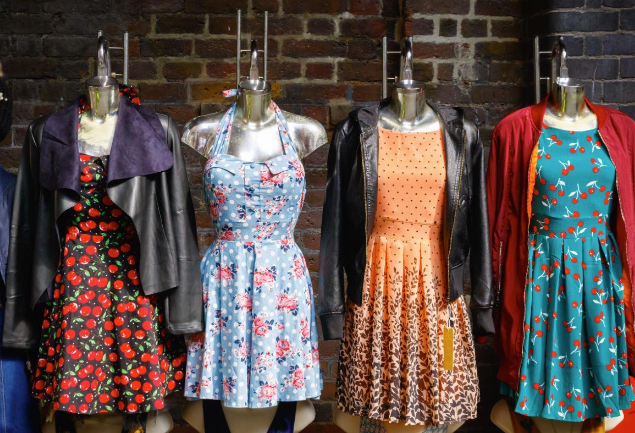 comprar vestidos usados baratos