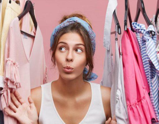 ropa sintética de mala calidad