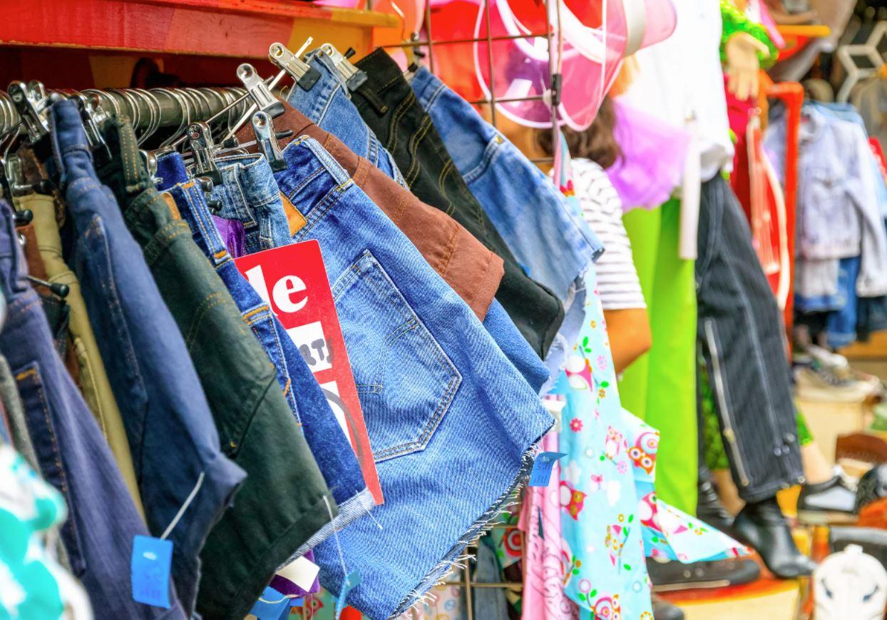 tiendas para comprar ropa usada