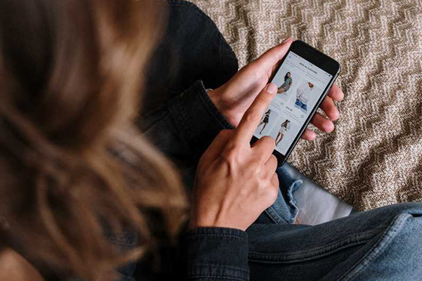 como vender ropa usada por internet