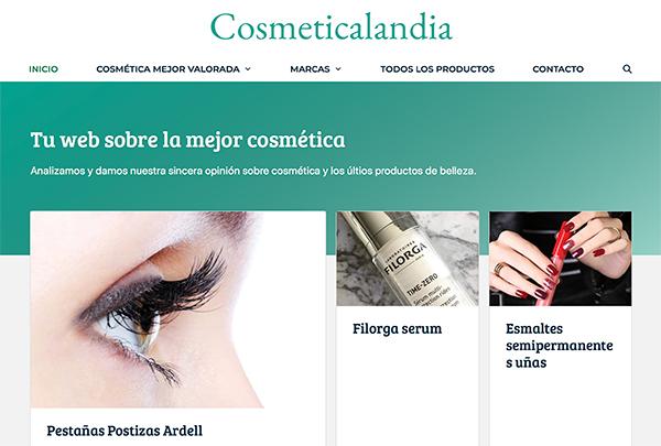 ofertas cosmética online
