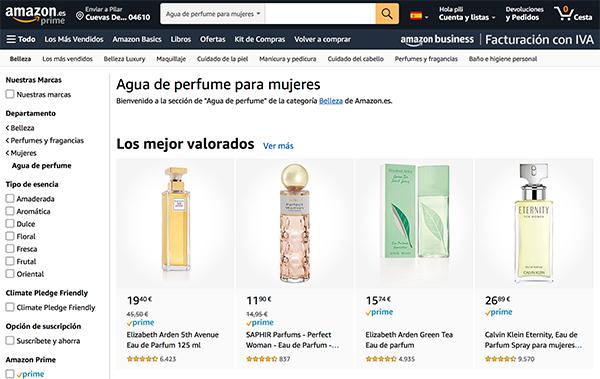 perfumes buenos y baratos