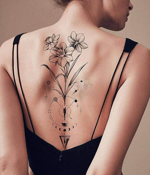 tatuajes en la espalda frases