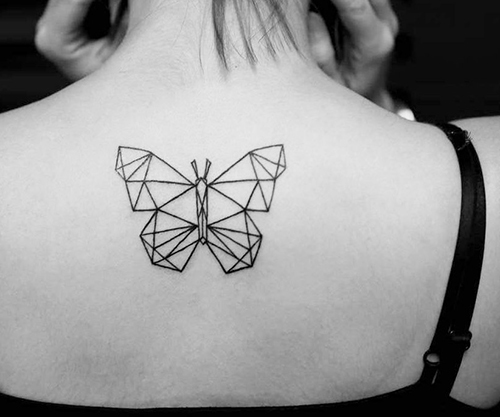 tatuajes espalda pequeños