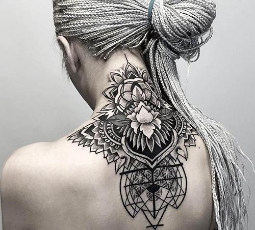 tatuajes para espalda mujer